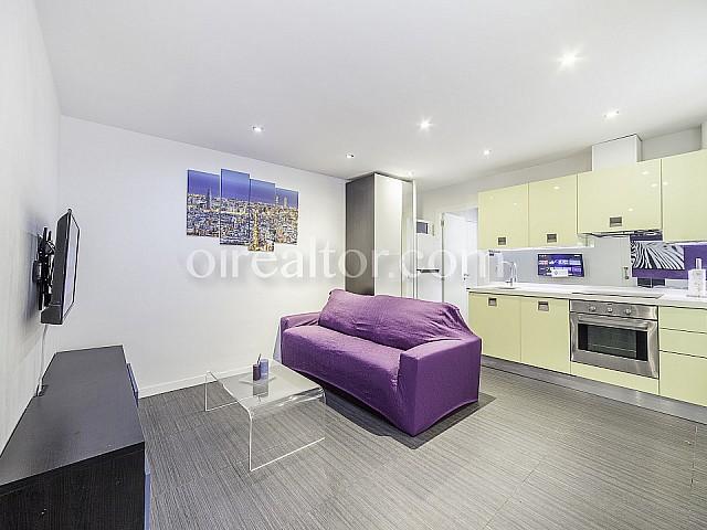 Apartamento para alugar em Barceloneta, Barcelona