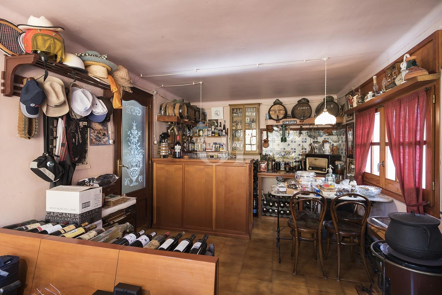 Гостиная дома на продажу в Премья де Далт