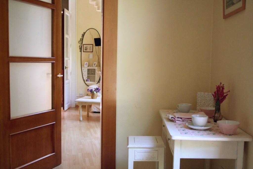 Ванная комната квартиры в аренду в Готическом квартале