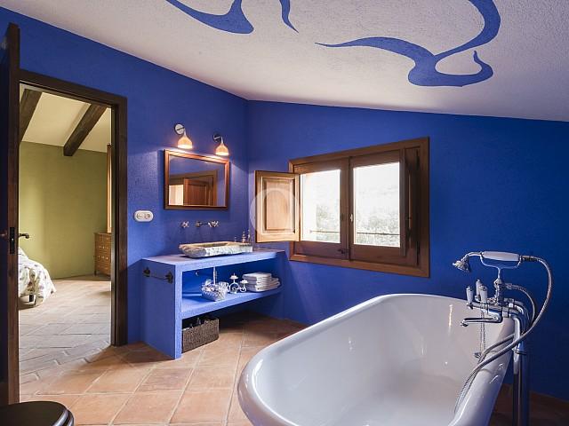 Bany amb banyera