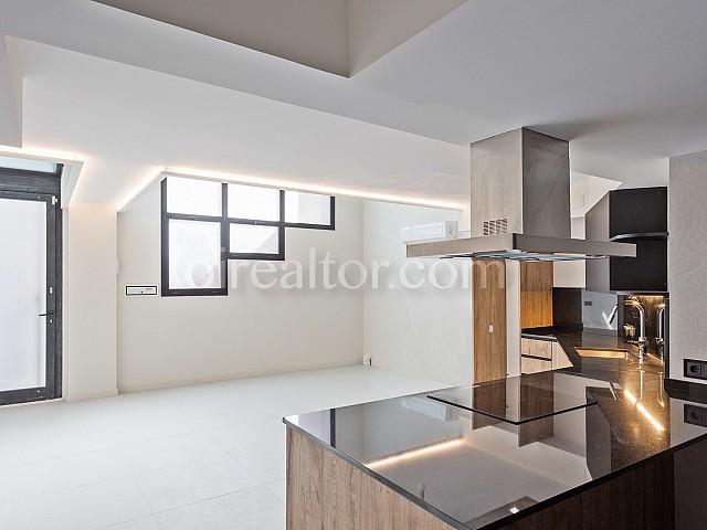 Duplex en venta a estrenar en venta en Les Corts, Barcelona.