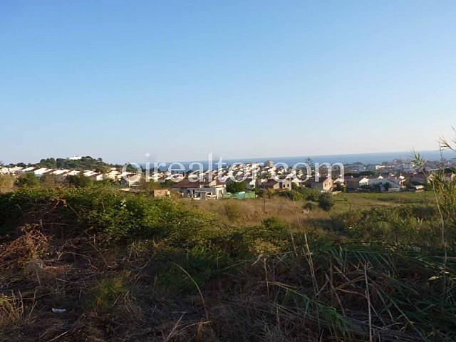 Terreno en venta en Pineda de Mar, Maresme