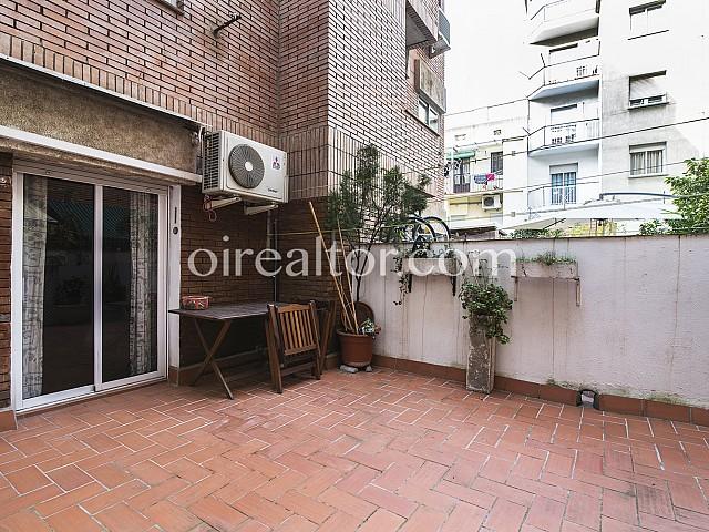 Piso en venta en Sant Gervasi-Galvany, Barcelona.