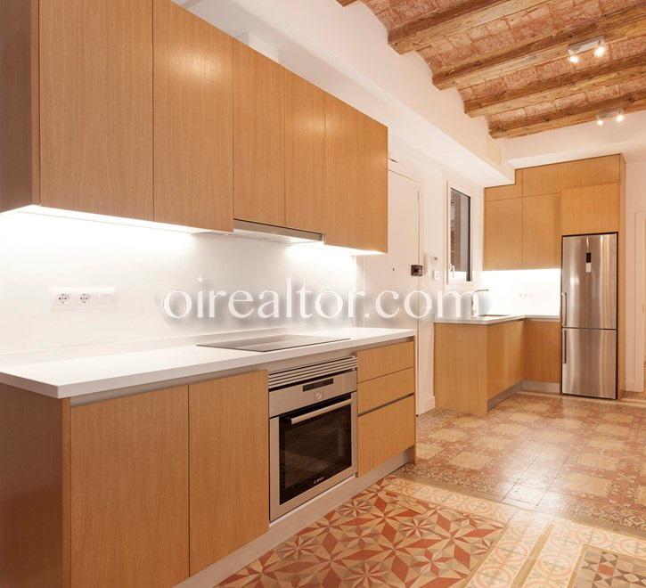 Продается квартира в Barrio Gotico, Барселона