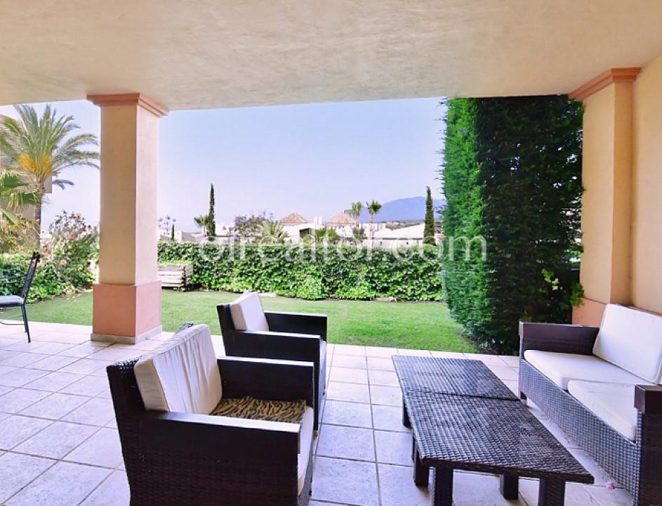 Продается квартира в Лос Фламинго, Бенахавис, Малага