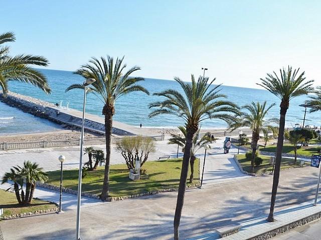 Urban site on Passeig Maritim in Sitges