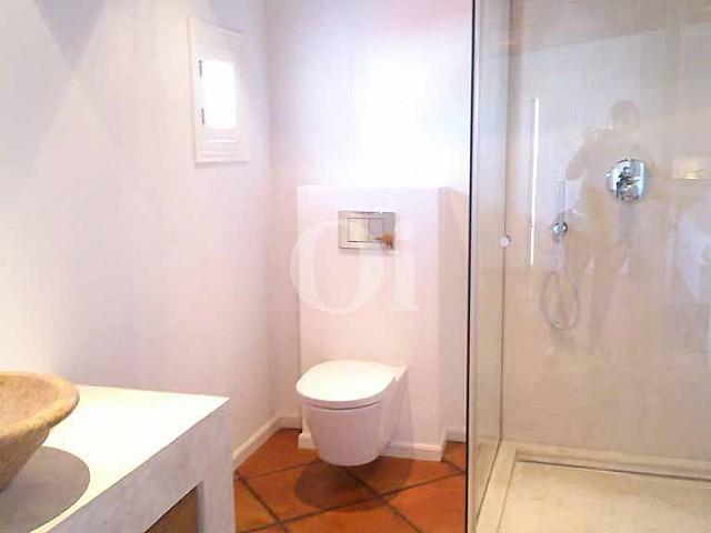 Ванная комната квартиры на продажу в Ибице