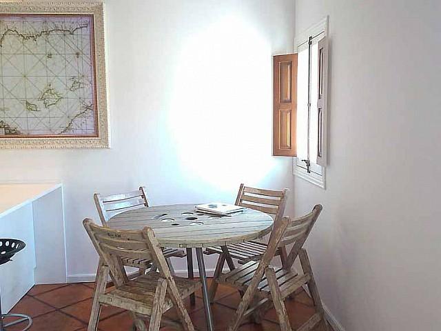 Встроенная кухня квартиры на продажу в Ибице