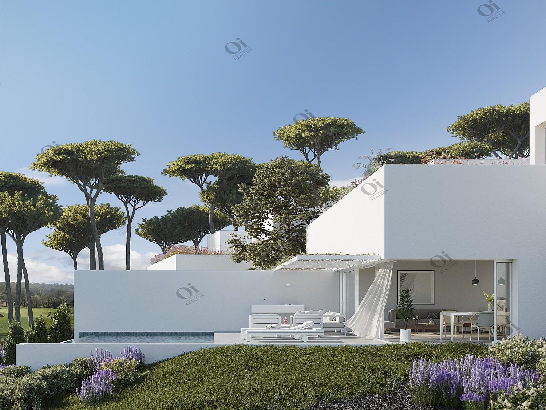 Вилла в PGA Catalunya Resort. ПОЛУДЕТАЛИРОВАННЫЕ ВИЛЛЫ L'Alzina