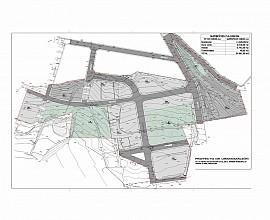 Terreny amb projecte d'urbanització a Pineda de Mar