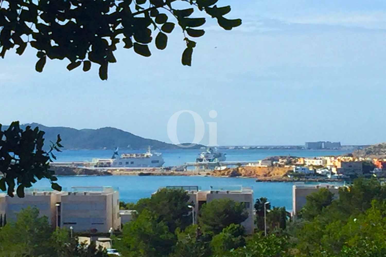 Виды на море из дома на продажу в бухте Таламанка