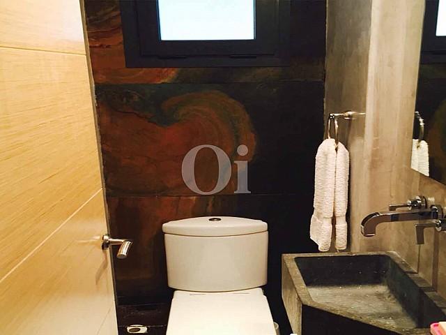 Ванная комната дома на продажу в Кан Мартинет