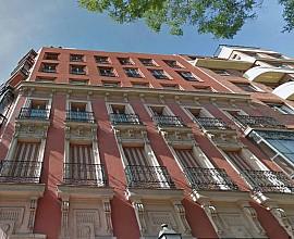 Edificio residencial de lujo en el barrio de Salamanca, Madrid