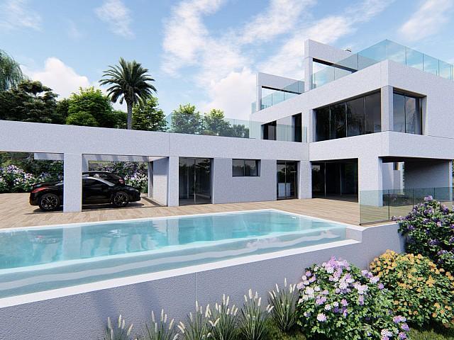 Villa de Obra Nueva en venta en Nueva Andalucía, Málaga