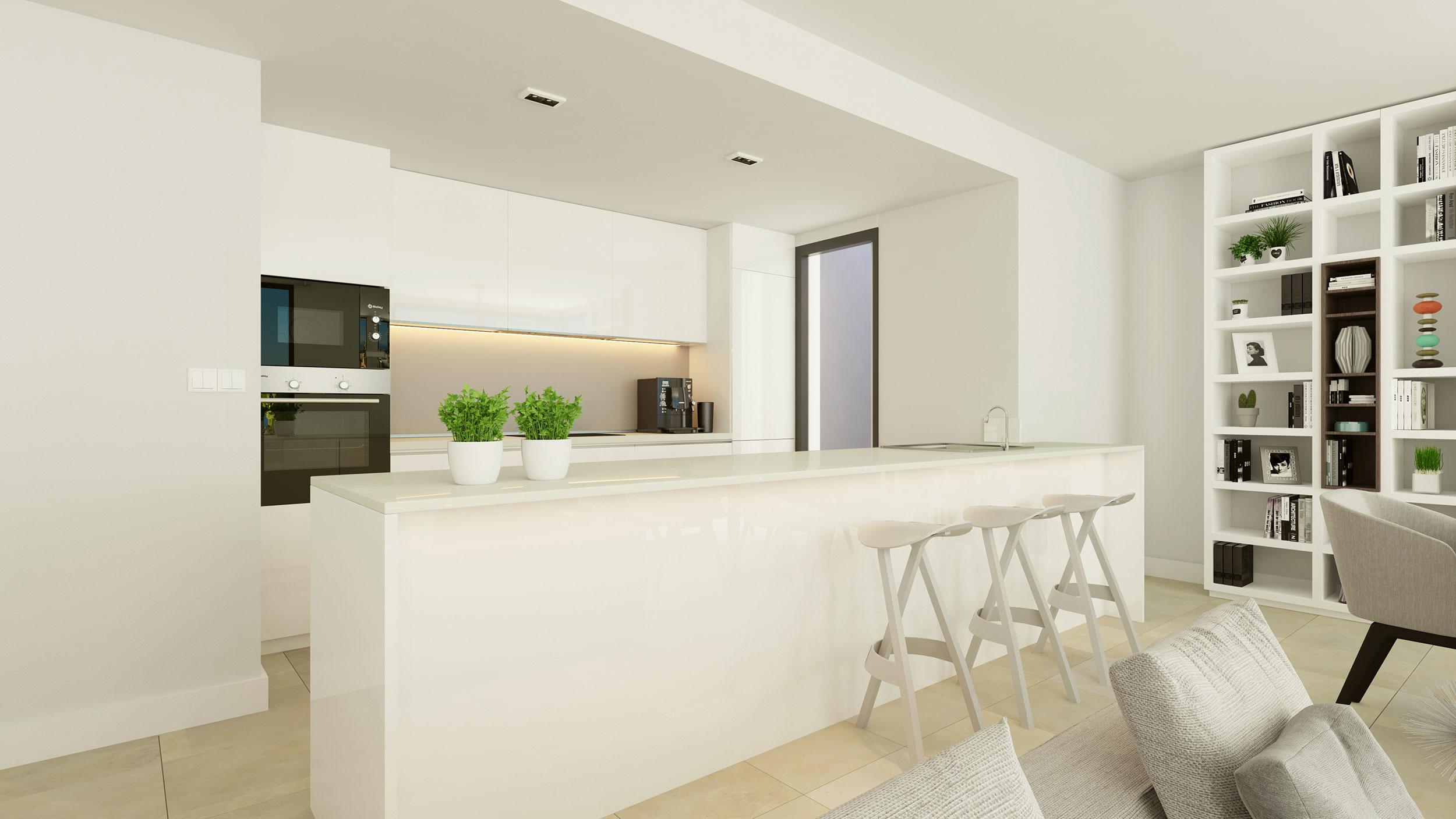 Новые квартиры для продажи в Эстепоне, Малага