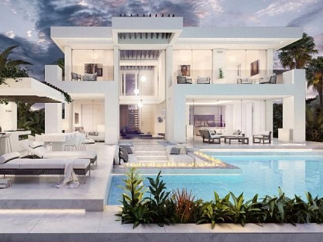 Villa zum Verkauf in Nueva Andalusien, Marbella, Málaga