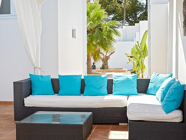 Zona de relaxament exterior