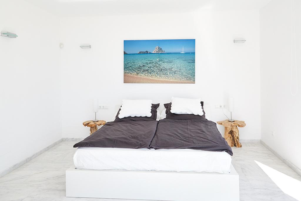 Dormitori amb doble llit