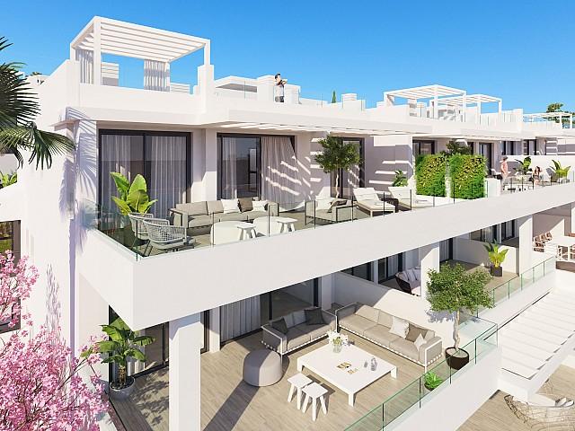 Neubauwohnungen zum Verkauf in Estepona, Málaga