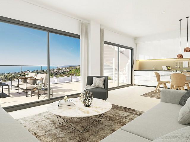 Neubauwohnungen zum Verkauf in Manilva, Málaga