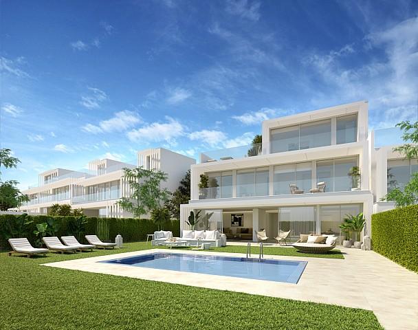 Apartaments d'Obra Nova en venda a Sotogrande (Cadis)