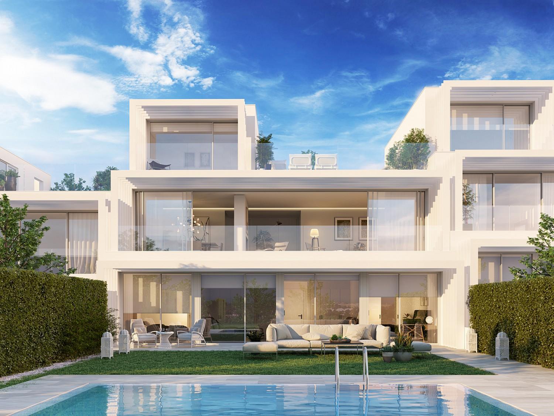 Новые квартиры для продажи в Сотогранде (Кадис)