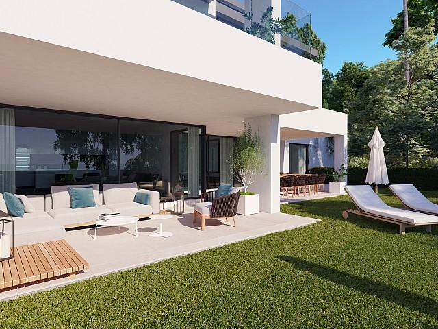 Apartamentos de Obra Nueva en venta en Benahavis, Marbella, Málaga