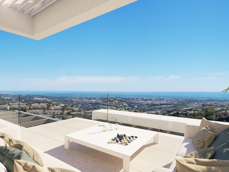 Новые квартиры на продажу в Бенахавис, Марбелья, Малага