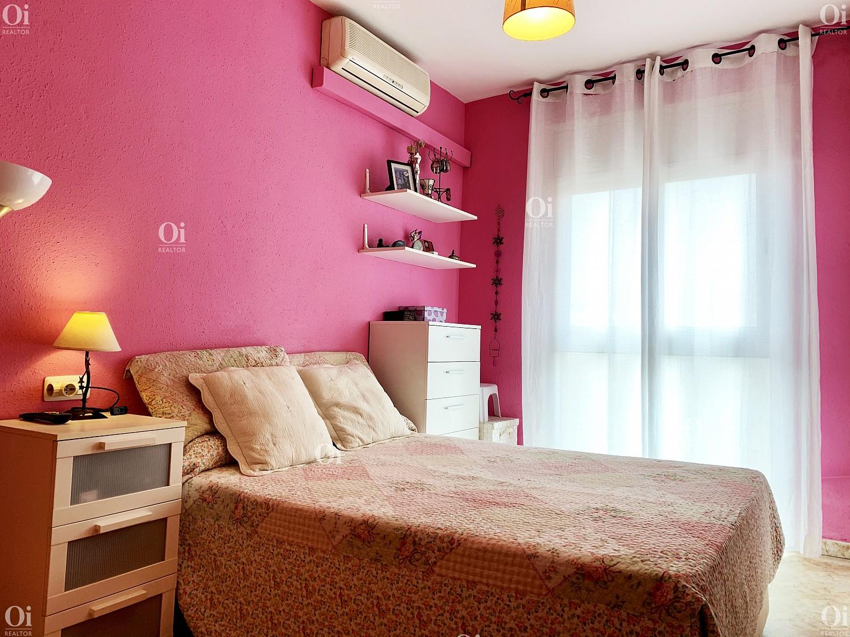 Продается квартира в центре Бланеса, с беспрепятственным видом.