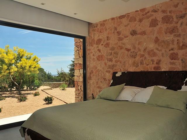 Dormitorio 1 con acceso al exterior