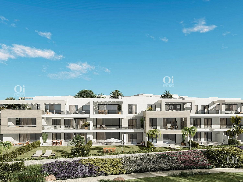 Квартиры на продажу в Новой Золотой Миле, Эстепона, Малага