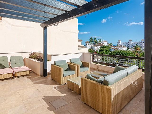 Penthouse for Sale in Nueva Andalucía, Marbella, Málaga