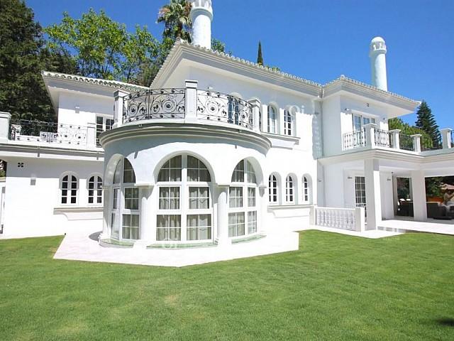 Villa for Sale in Nueva Andalucia, Marbella, Málaga