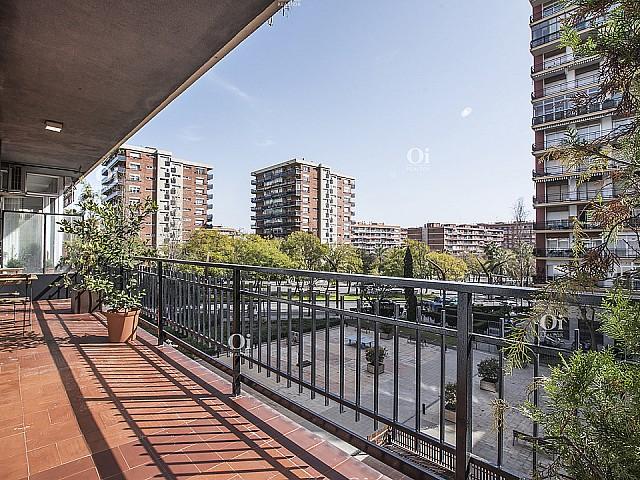 شقة للايجار في ليه كورت برشلونة.
