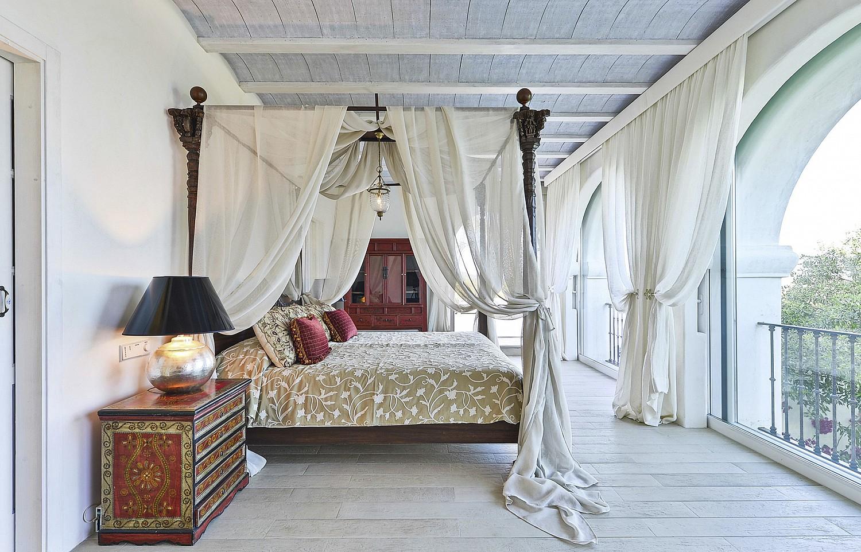Dormitori amb dosser