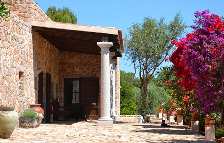 Magnífico porche