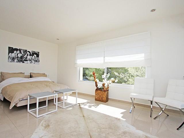 Солнечная спальня дома в аренду в Марина Ботафок