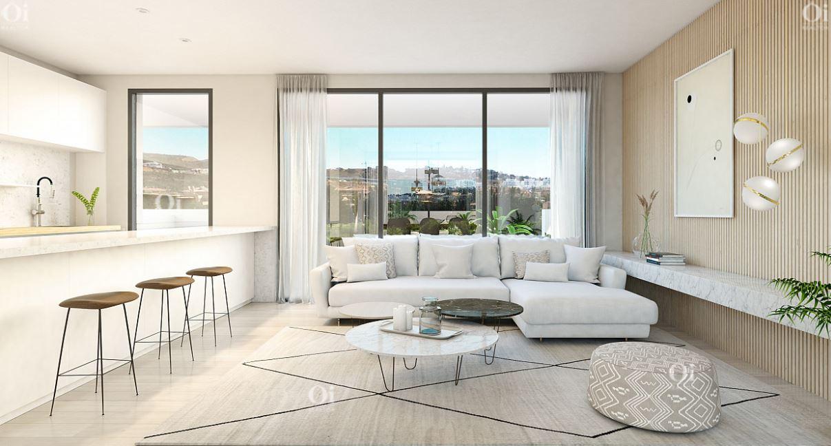Новые квартиры для продажи в La Cala de Mijas, Малага