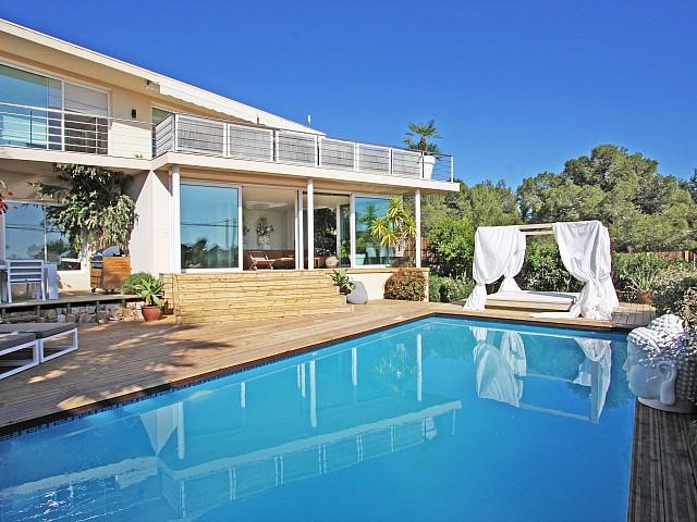 Luxosa vila en lloguer a 5 minuts de Marina Botafoch