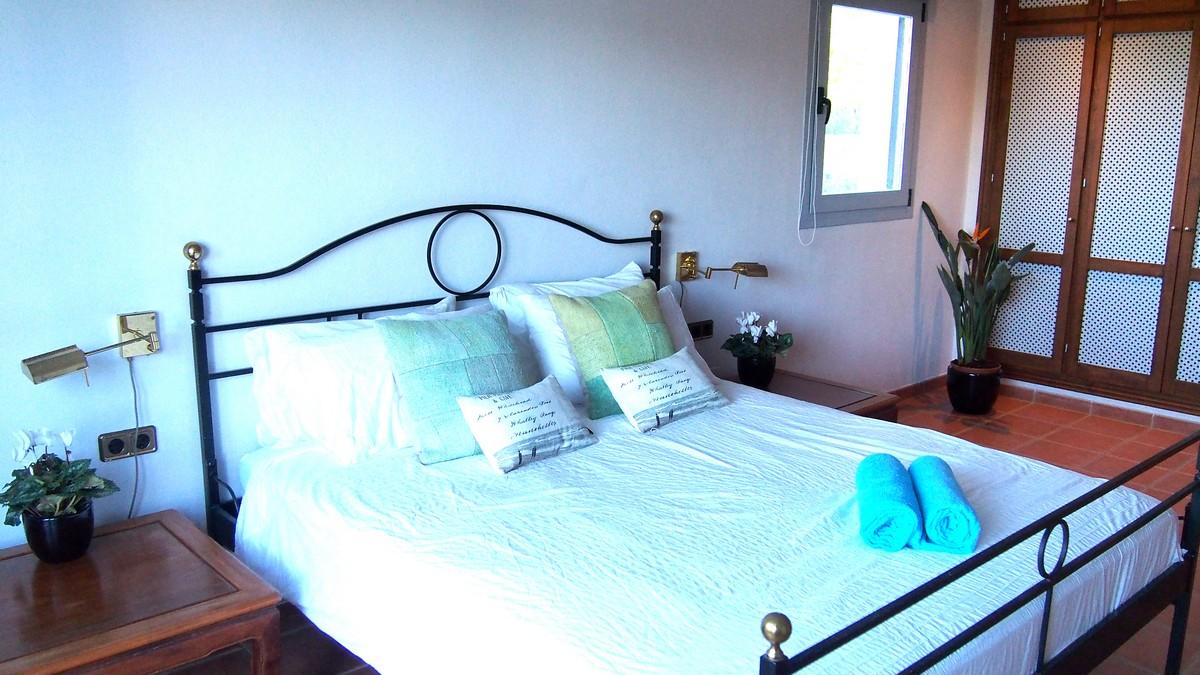 Шикарная спальня дома в аренду в Сан Карлос