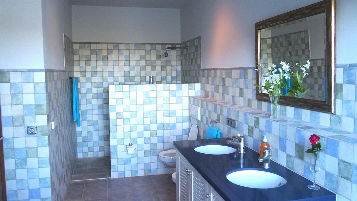Ванная комната дома в аренду в Сан Карлос
