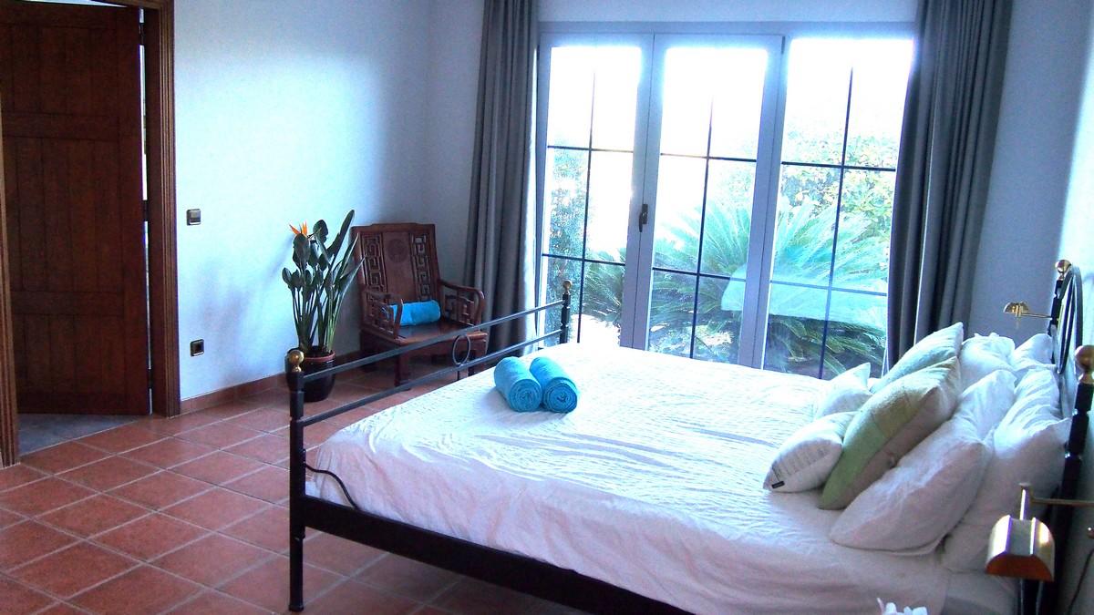 Просторная спальня дома в аренду в Сан Карлос