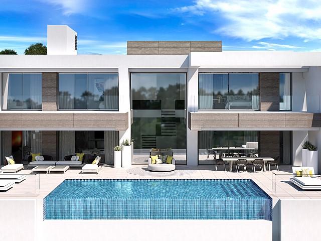 Nieuwbouw villa's te koop in Estepona, Malaga