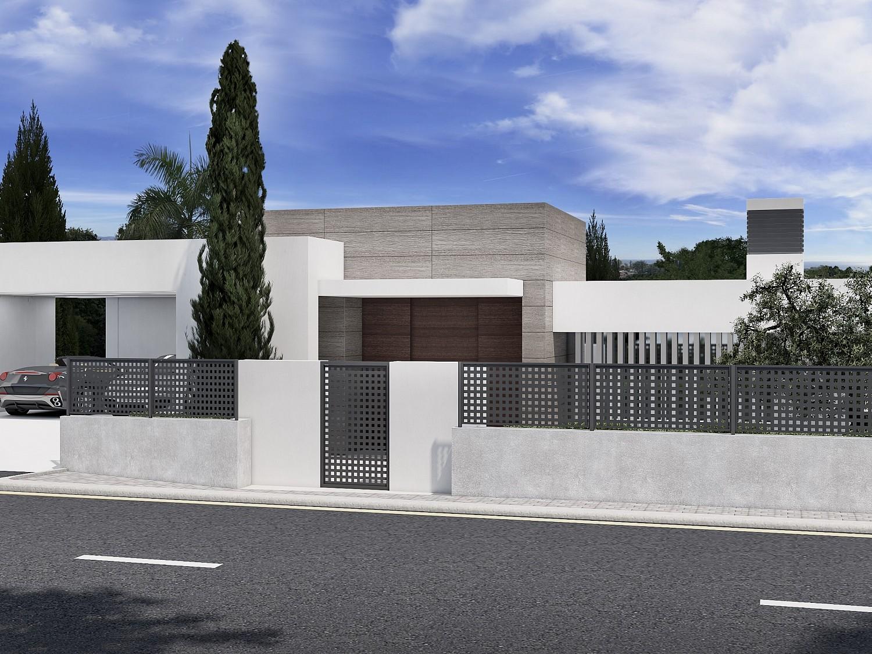 Новые Виллы для Продажи в Эстепоне, Малага
