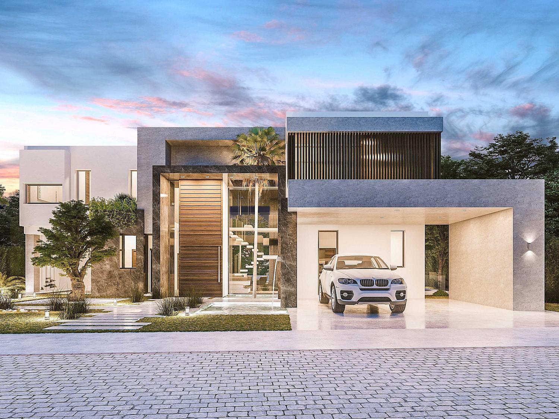 Роскошная вилла на продажу в Bel-Air Urbanization, Марбелья, Малага