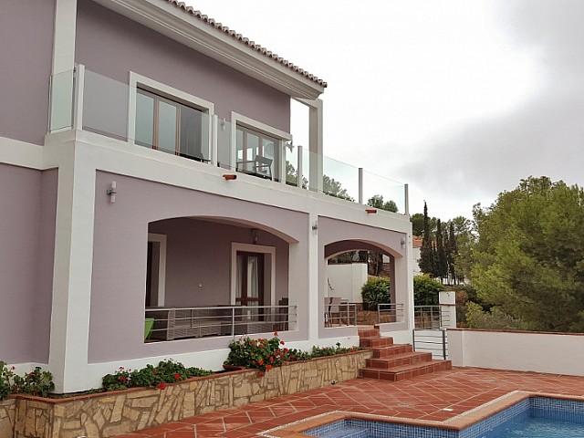 Villa de lujo en venta en La Herradura. Almuñecar.
