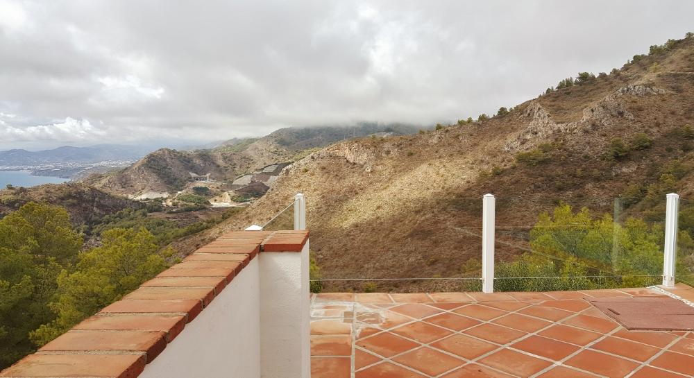 Роскошная вилла на продажу в La Herradura. Almuñecar.