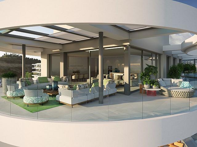 New Construction Apartments for Sale in Benahavis, Malaga