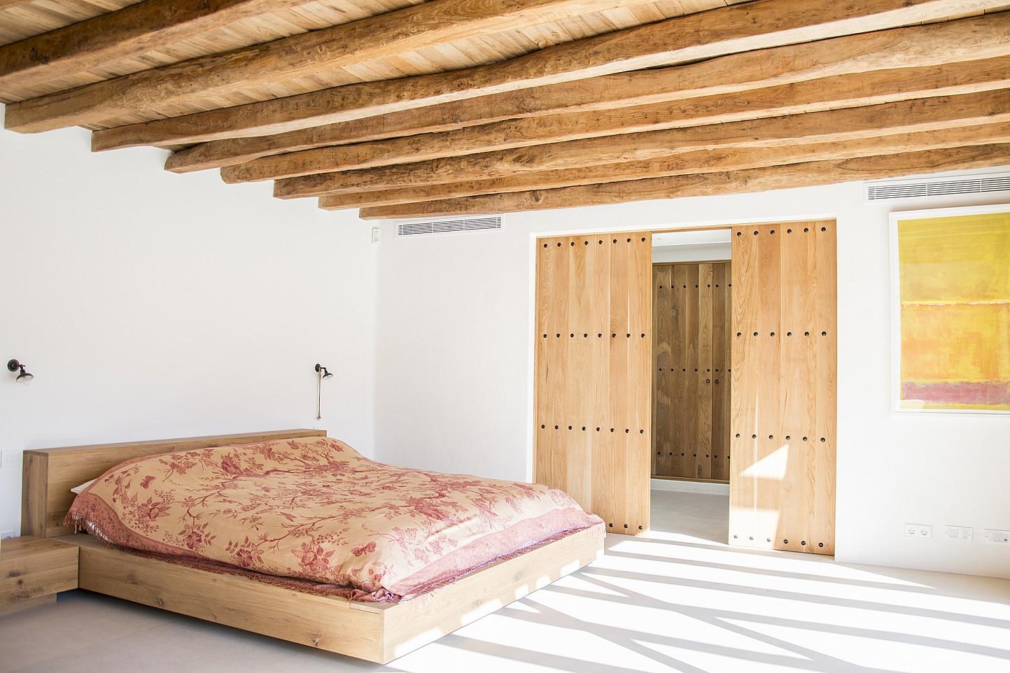 Dormitorio 3 amplio y luminoso