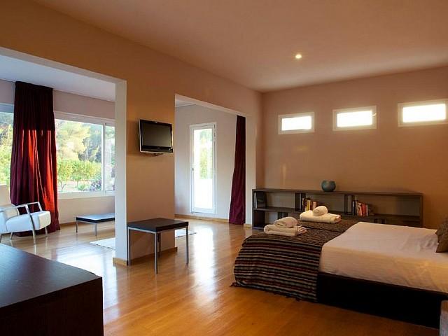 Dormitorio 1 amplio